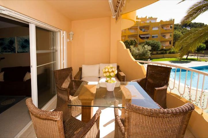 2 bdr. aprt. Costa Blanca-Alicante - El Campello - Apartment
