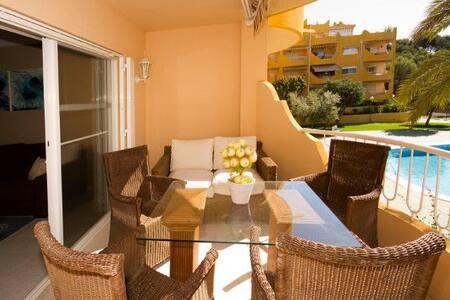 2 bdr. aprt. Costa Blanca-Alicante - El Campello