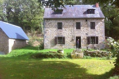 Authentique maison des Combrailles  - Saint-Gervais-d'Auvergne - Casa