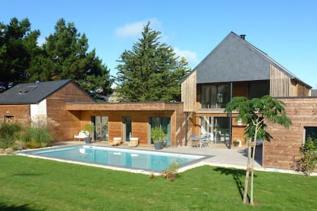 CHAMBRES D'HOTES  B&B pour 6  - Plouharnel - Bed & Breakfast