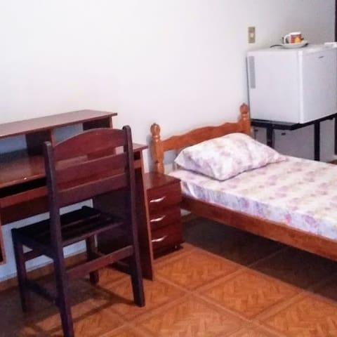 Suite Individual- Jardim Santo André-LIMEIRA/SP
