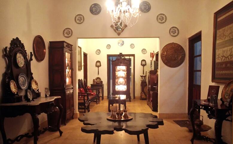 Java Homestay - old time ambience - Yogyakarta - Huis