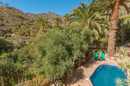 Vakantiehuis privé-zwembad (GC0260) - La Montaña