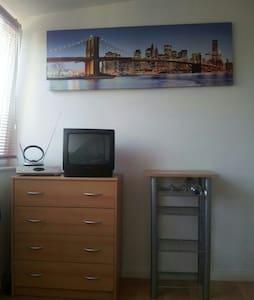 Kleines Appartement im Zentrum - Bremen - Lägenhet