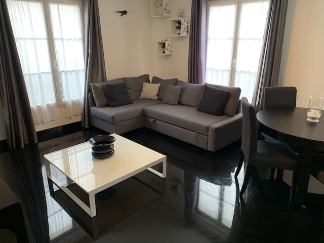 Appartement 2 min from Disneyland / Val D'europe