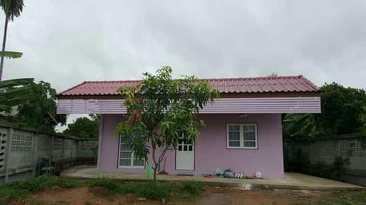 Soowicha Sweet pink house