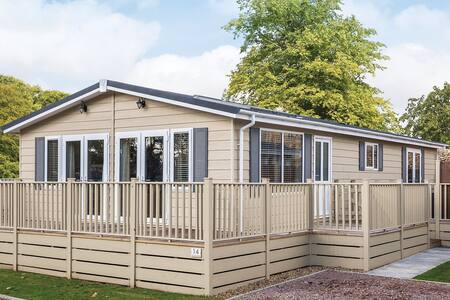 2 Bedroom Signature Lodge at Norfolk Park - North Walsham