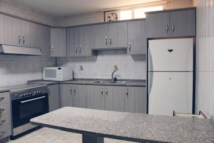Cozy one bedroom apartment in the heart of Amman