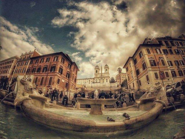 Loft Rome Piazza di Spagna