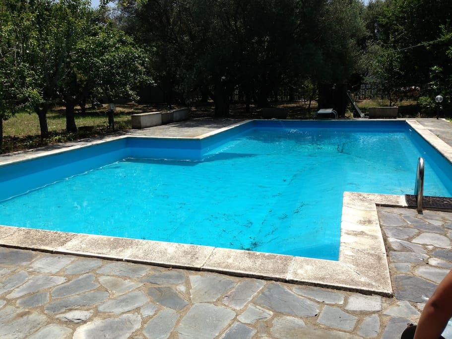 Villa con piscina castena delle furie ville in affitto - Villa con piscina sicilia ...