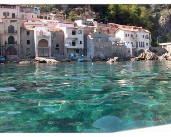 Taverna a Scilla a 50 m. dal mare - Favazzina - Schlafsaal