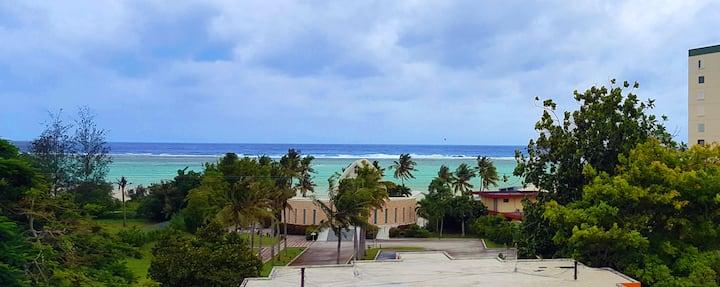 Guamanian Getaway with Terrace and Ocean Views!