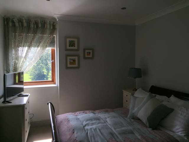 Double room in modern village house
