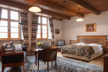 Apartement im Schloss Gerzen König Otto