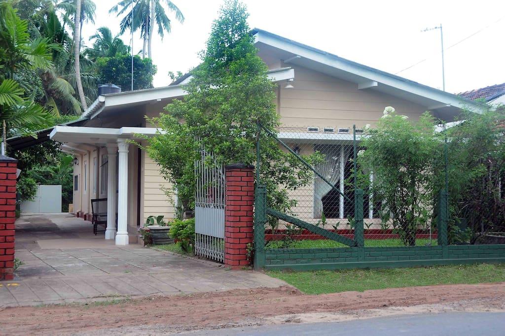 Bed And Breakfast Negombo Sri Lanka