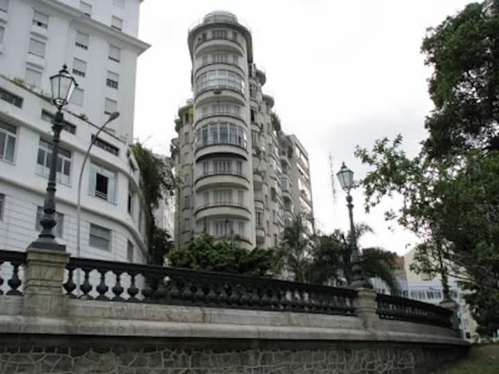 Excelente Apartamento-Glória-RIO