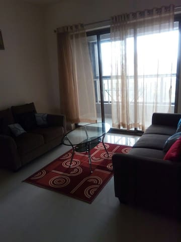 Air con 2 bedroom apartment in centre of city