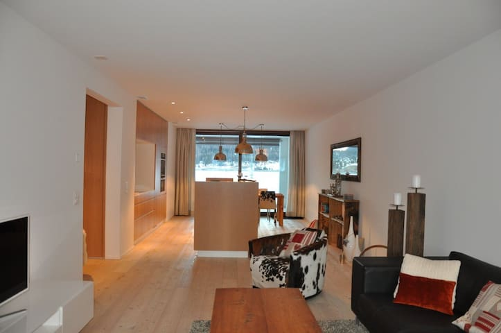 Modern, spacious - just relax! - Davos - Wohnung