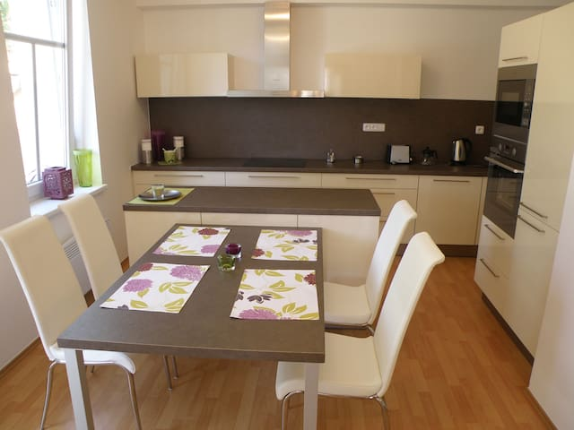 Apartments in Spa Town Luhačovice - Luhačovice - อพาร์ทเมนท์
