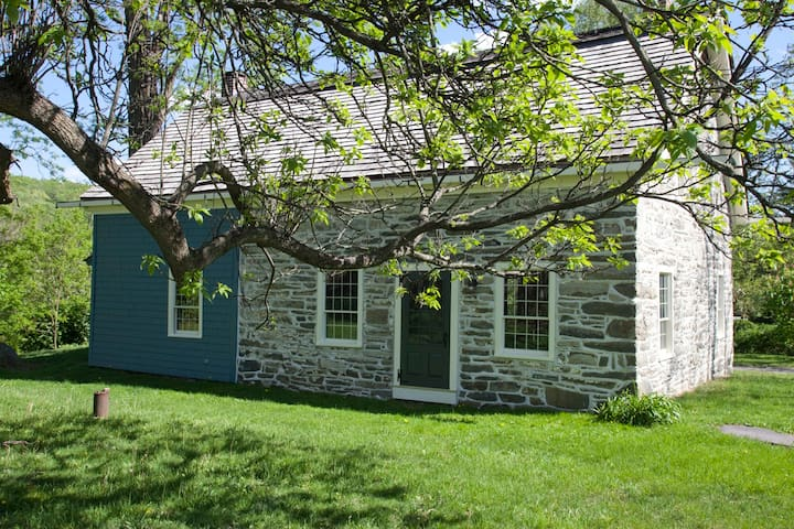 Historic Stonehouse from 1811 - Highland