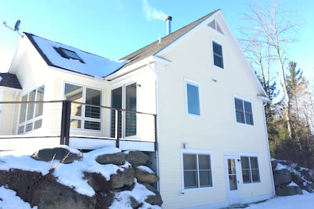 Beautiful home close to Smugglers Notch ski resort - Cambridge - Ev