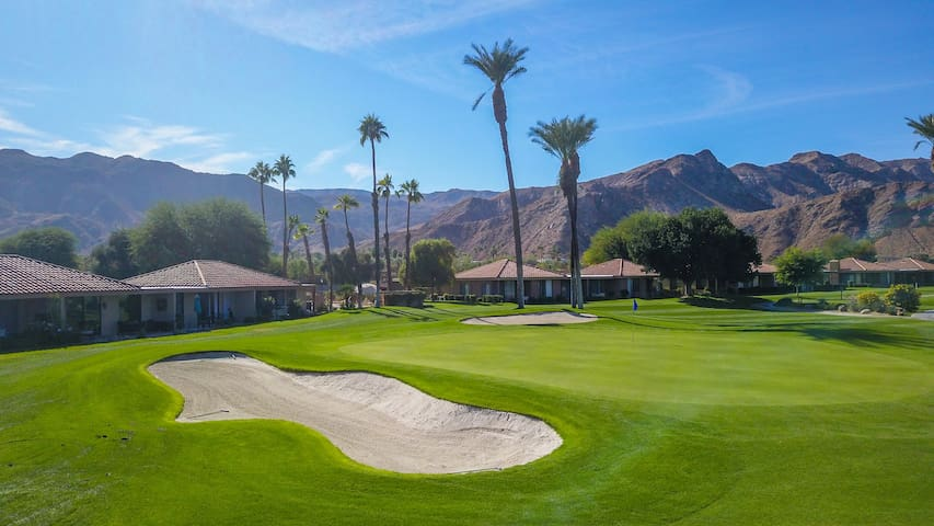 2019 Remodeled Rancho Mirage Golf Course Home
