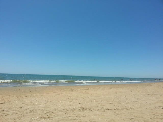 Piso encantador playa entorno unico - Punta Umbría, Andalucía, ES - Appartement