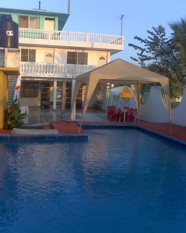 Renta Casa al Pie De La Cuesta Aca - Acapulco - Ev