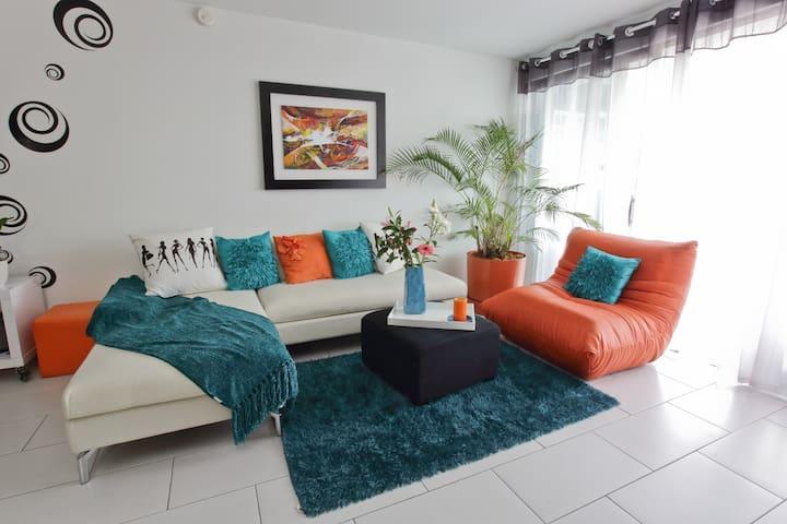 Luxury in the best locación in San Salvador.