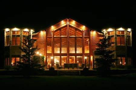 Top 10 Home On World's Largest Chain Of Lakes! - Eagle River - Cabane