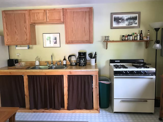 Comfort and Convenience Dog friendly Cabin