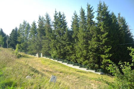 Chalet nel Parco Naz. d'abruzzo - passolanciano