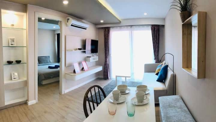 Luxury One Bed In Seven Seas By Fernweh IDC524