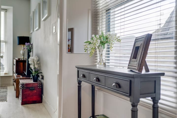 Clean and bright with views of the fells