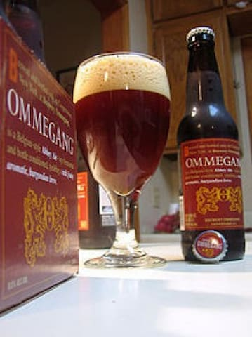 Nearby Ommegang Blehium brewery - tours and tastings, Copperstown, NY