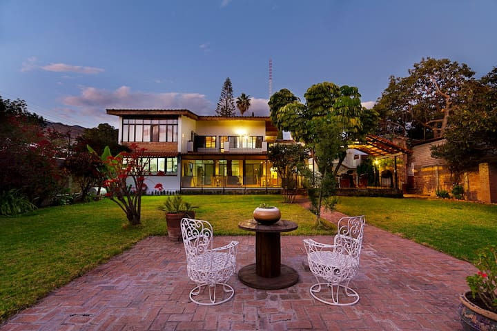 Come and enjoy-get inspired-relax - Ajijic - Bed & Breakfast