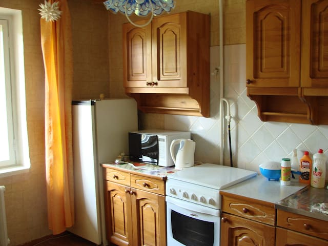 сдам 1-комнатную квартиру на сутки, - Vitsyebsk - Apartament