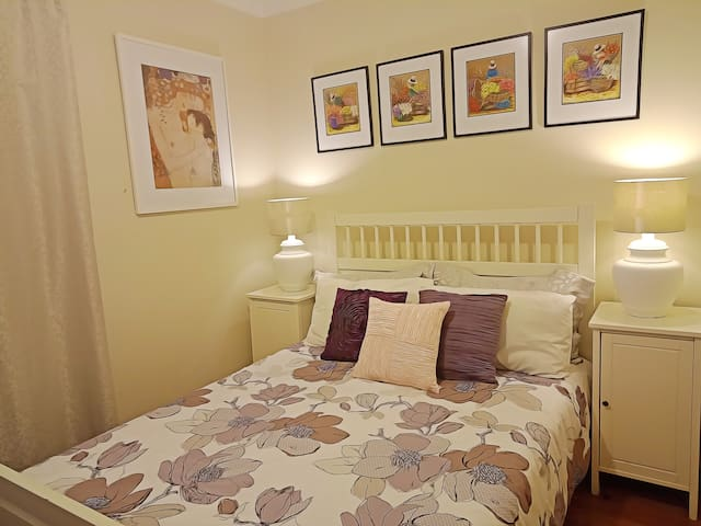 The Spring Room One Double Bed