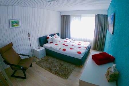 Lovely room near Basel