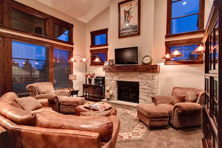 Silver Star - 4 Bedroom Townhome