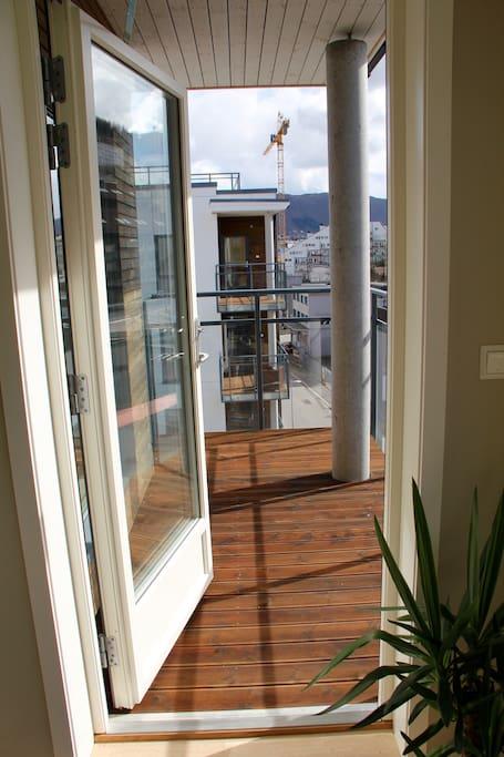 Solrik veranda