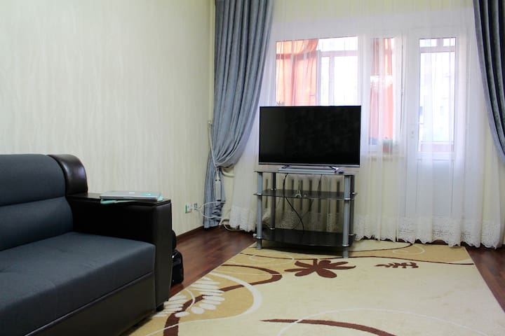 Nomad hospitality in the heart of the city - Бишкек - Apartment