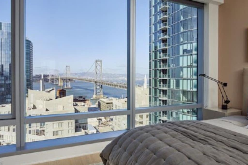 1 luxury apt bedroom in soma downtown sf apartments for - San francisco one bedroom apartment ...