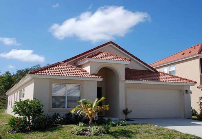 Disney Lux5 bed Orlando villa 10/12 - Loughman - Villa