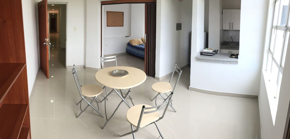 Studio in Novalito neighbourhood - Valledupar - Apartment
