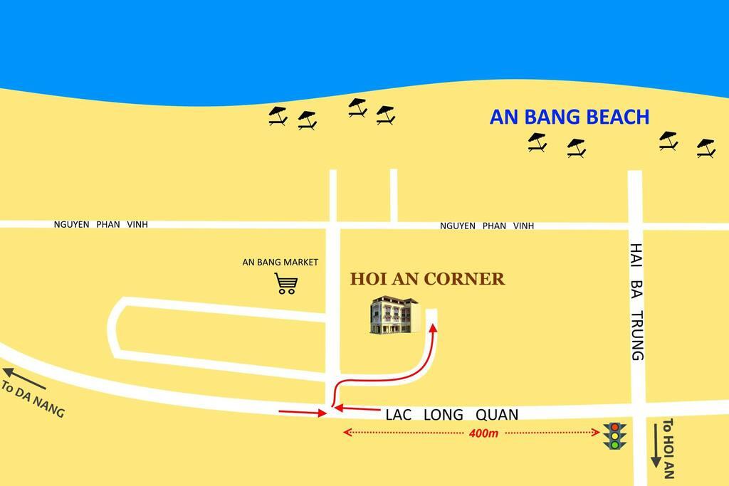 Hoi An Corner - An's home map