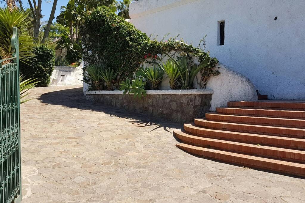 Villa Panoramica Con Ampia Piscina Uso Esclusivo Ville