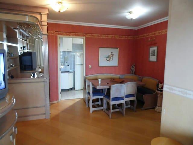 Lindo apartamento jardim botanico - Curitiba - Wohnung