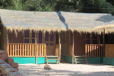 Beach hut @VelvetSunset-Agonda - Hut