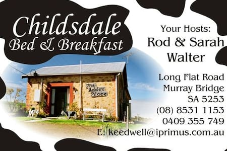 Self contained cottage  - Murray Bridge - Bed & Breakfast